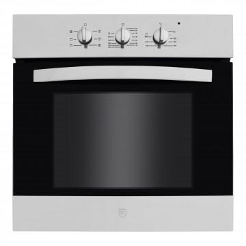 EF Multifunction oven, 6 functions, Triple glazed glass oven door