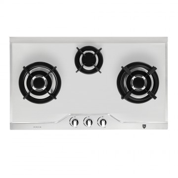 EF 73 cm, 3 burners (2 triple ring), EFH 3763 TN VSB