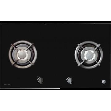 EF 86 cm, 2 triple ring burners, EFH 9720 TN VGB