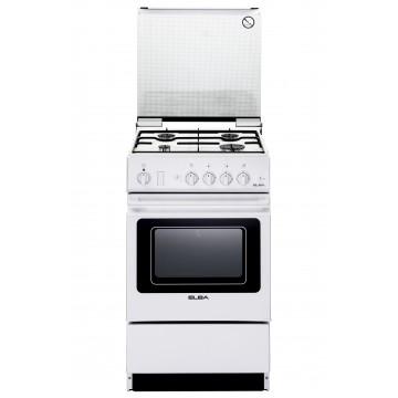 ELBA Free Standing Cooker EEC 566 WH