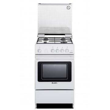 ELBA Free Standing Cooker EGC 536 WH