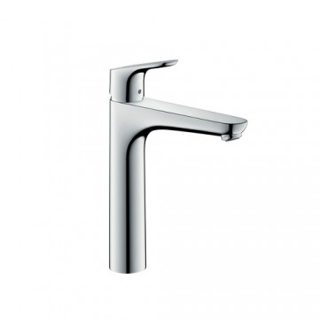 Hansgrohe Focus Single lever basin mixer 190 with pop-up waste set