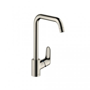Hansgrohe Focus Single lever kitchen mixer 260 with swivel spout