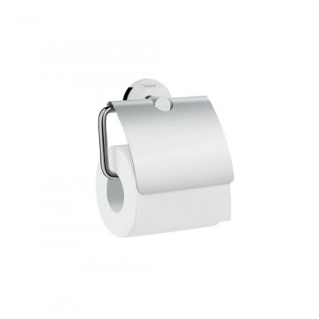 Hansgrohe Logic Universal Roll holder with cover