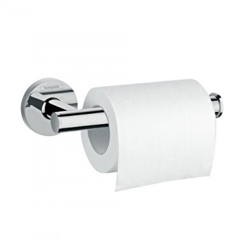 Hansgrohe Logic Universal Roll holder without cover