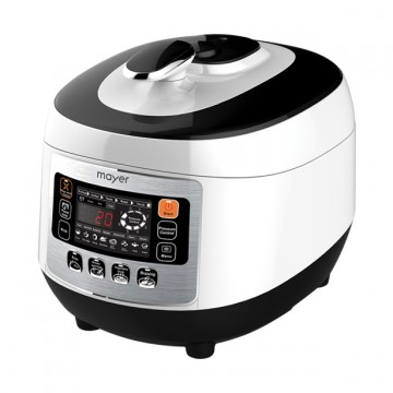 Mayer 5L Intelligent Multi-Cook Electric Pressure Cooker