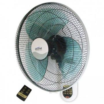 """Mistral 16"""" Wall Fan W/Remote"""