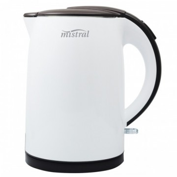 Mistral 1.5L Stainless Steel Electric Kettle