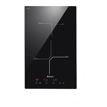 Rinnai RB-3012H-CB 2 Induction zones Induction Hob (30cm)