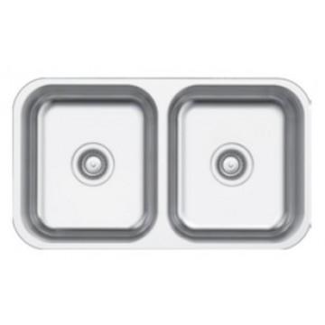 Rubine Stainless Steel Sink Deluxe Series DUX 620-U
