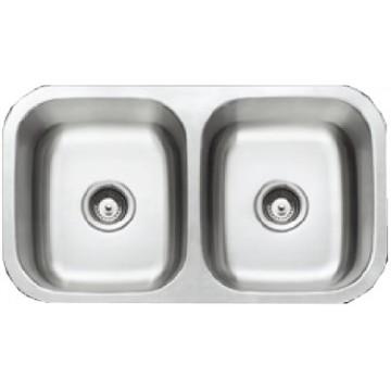 Rubine Stainless Steel Sink Forte Series FOX-620-79-U