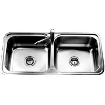 Rubine Stainless Steel Sink Jumbo Series JUX 620