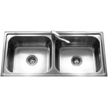 Rubine Stainless Steel Sink Jumbo Series JUX 820