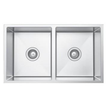Rubine Stainless Steel Sink Kin R10 Handmade Sink KIX 820-75U