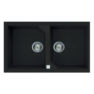 Rubine Granite Sink Meteor Series MEQ 820