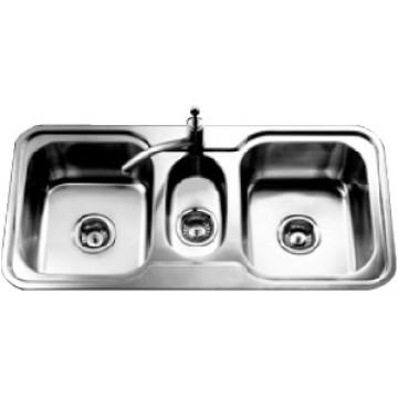 Rubine Stainless Steel Sink Urban Series SLX 670